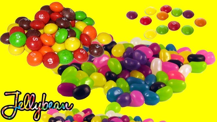 Jelly Bean Skittle Counting &lt - supersurpriseshow | ello