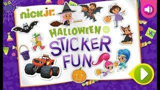 Dora Explorer Halloween Sticker - supersurpriseshow | ello