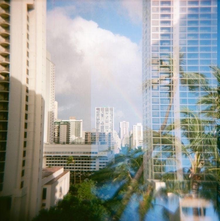 Multiple exposures Waikiki, Hon - tjsteib | ello