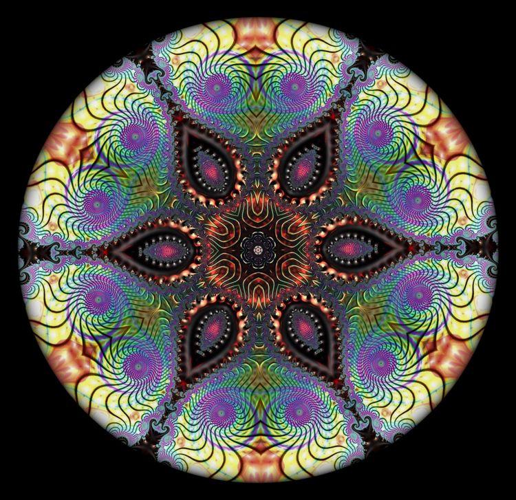 Kaleidoscope - mariagat | ello