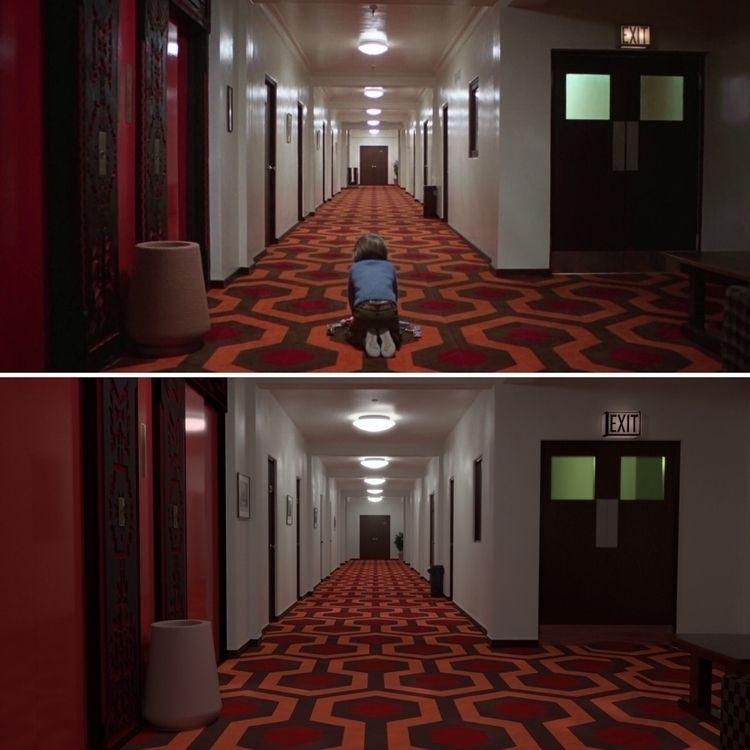 Original film frame / 3D render - mczhy | ello