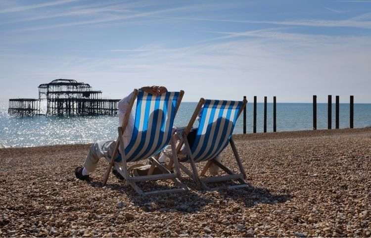 Brighton uk weeks podcast meet  - paulbevan   ello