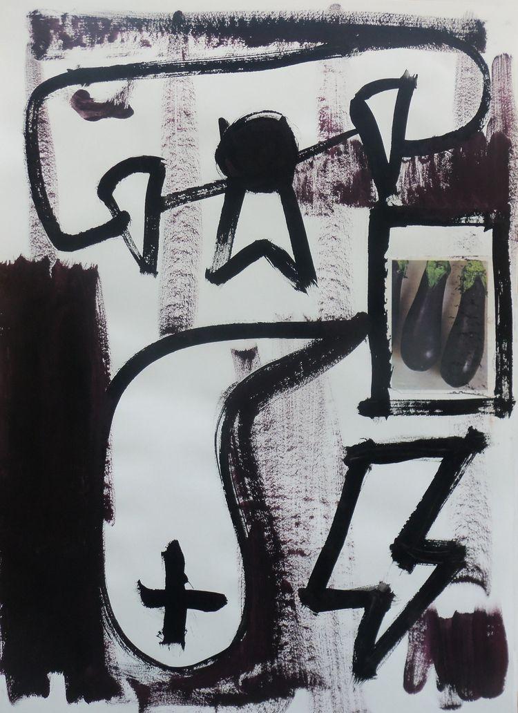 Courgettes, 2019 - art, contemporaryart - stephanesalvi | ello