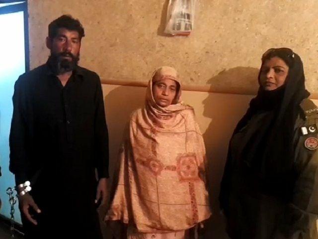 Husband Wife arrested Lahore Pa - asifkhokhar | ello