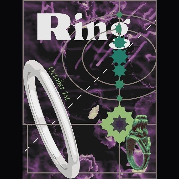 1: Ring - Inktober 2019 - inktober - dropthebell | ello