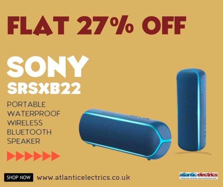 ultimate experience Sony SRSXB2 - electricsatlantic | ello