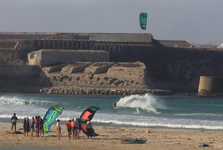 Balneario surfspot levante wind - tarifa | ello