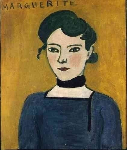 Henri Matisse: Marguerite, 1907 - arthurboehm | ello