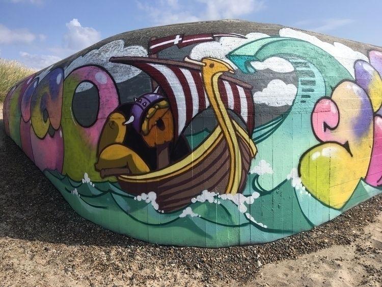 Bunkers Beach Klitmøller Denmar - oceanromeo | ello