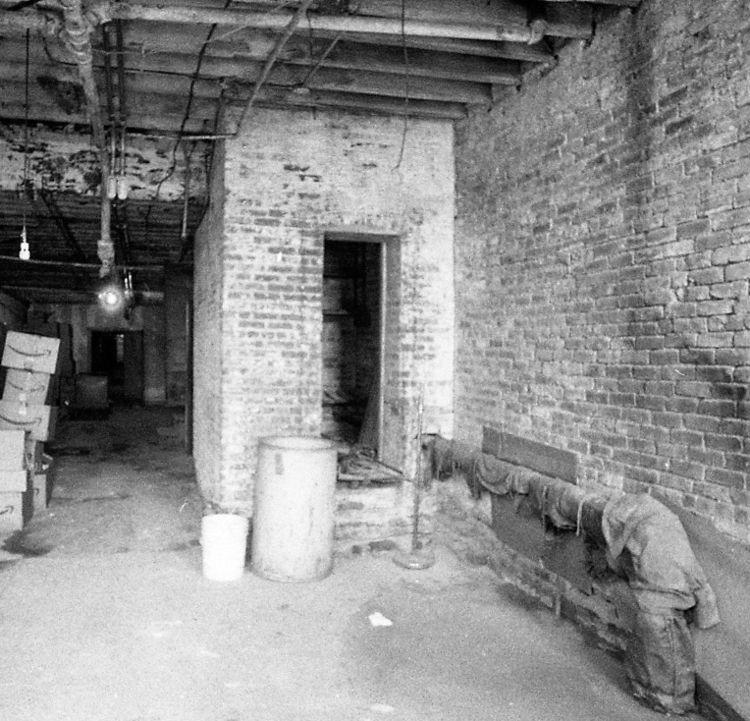 35mm. Whiskey Row. Abandoned - troyshotme | ello
