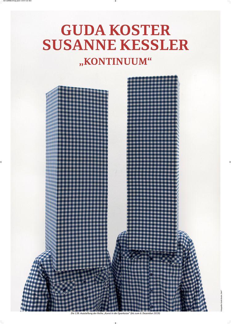Exhibition Kontinuum, Sparkasse - gudakoster | ello