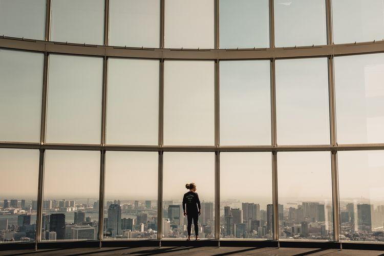 Skyline//Tokyo//2019 - damien_furey | ello
