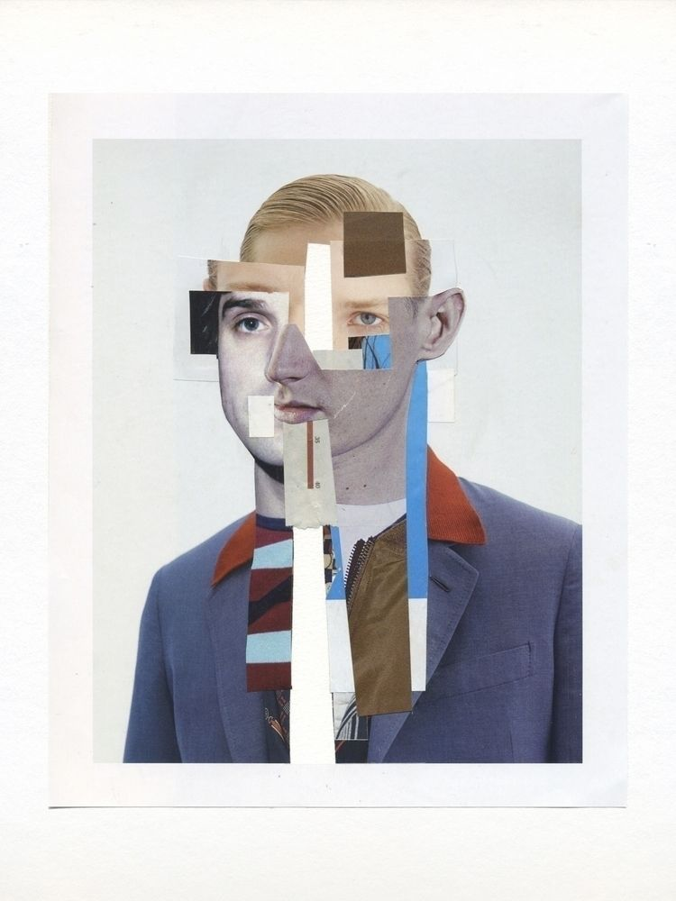 New Collage Artist on Ello: