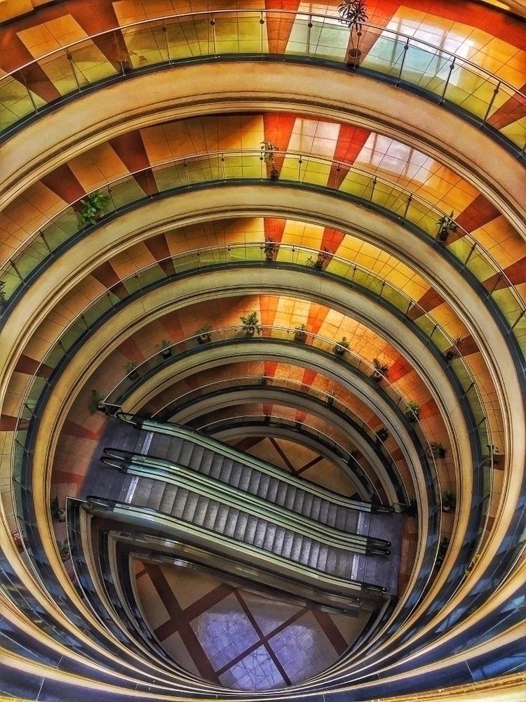 Spiral Void - Architecture, Architect - royanand15   ello