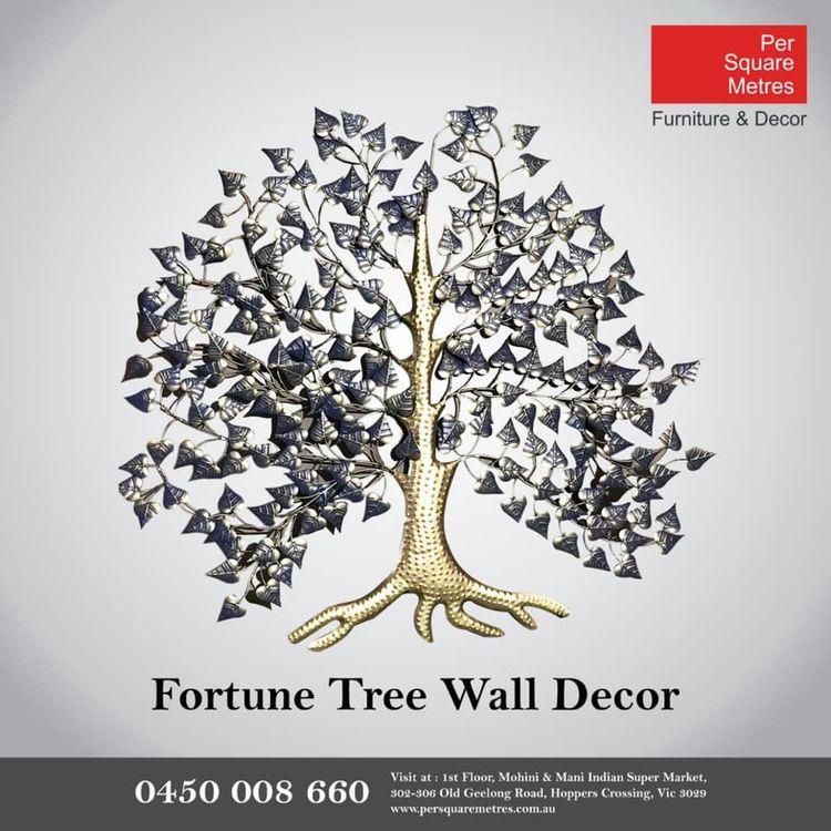 Fortune Tree Wall tree life sym - persquaremetres   ello