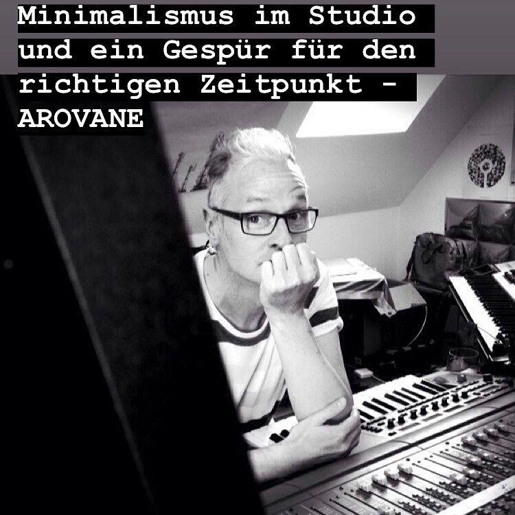 Minimalismus im Studio und ein  - endtitles | ello