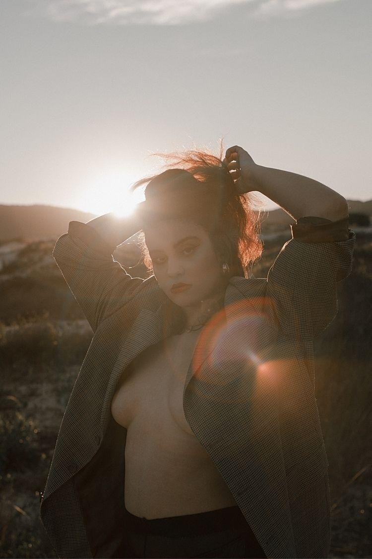 FALL LIGHT. Model: Pamela Viana - affeldjc | ello