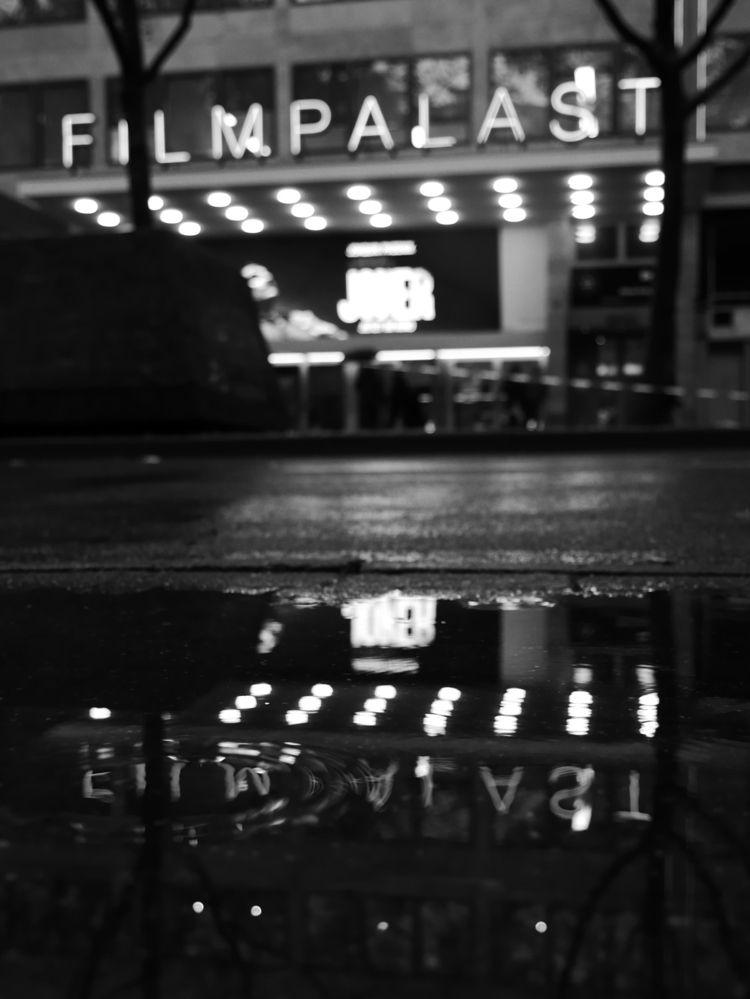 Joker - joker, cinema, rainyday - eyeswideshots | ello