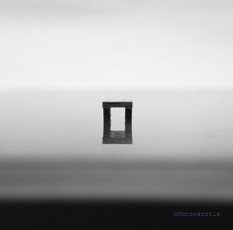 reflection experiment - photography - bmonocerotis | ello