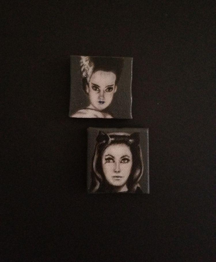 Bride Frankenstein Catwoman/ El - nora_ | ello