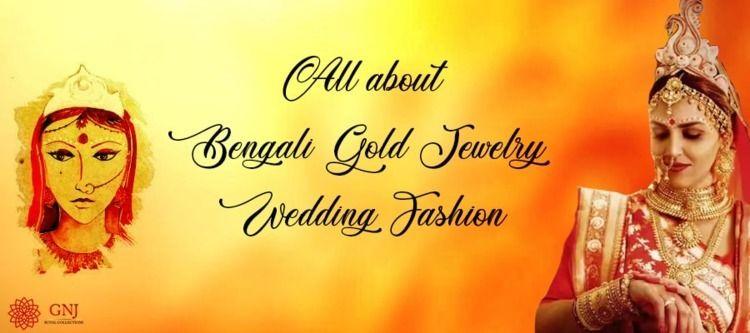 Bengali Bridal Jewellery Weddin - gemnjewelery | ello