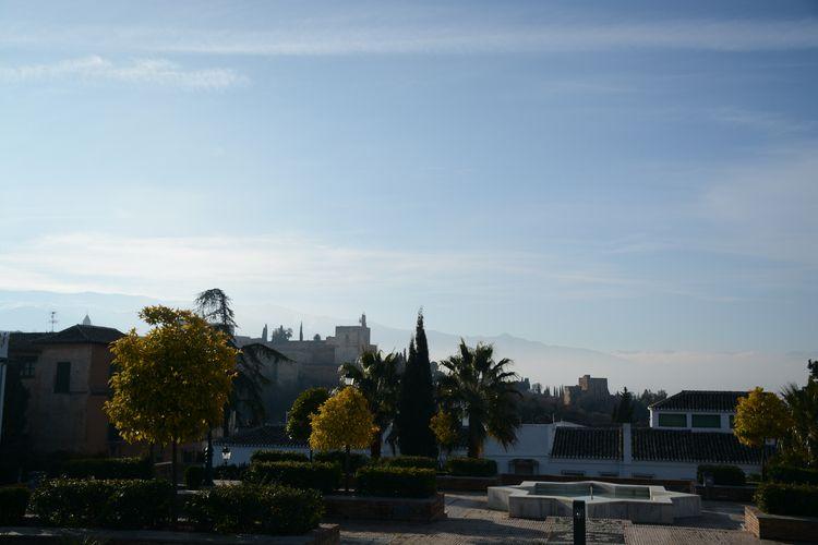 view Alhambra (Granada, Spain - winter - jfburp63 | ello