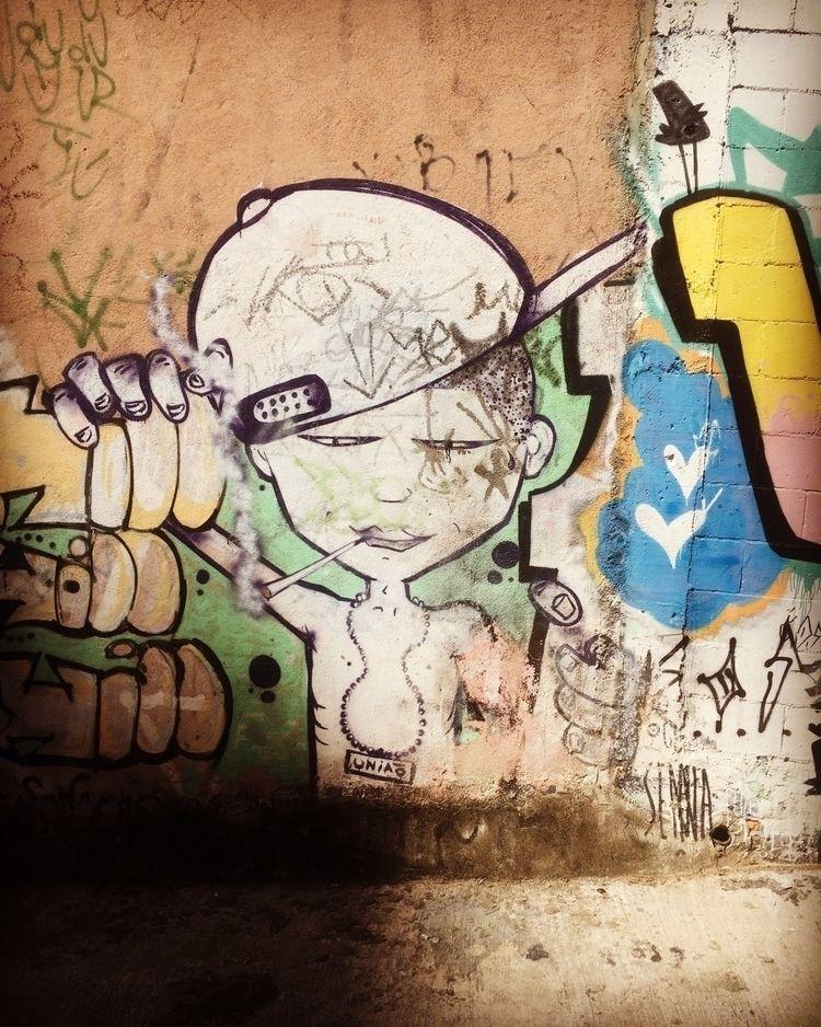 Perdizes , São Paulo, Brasil - grafitti - casparmenke | ello