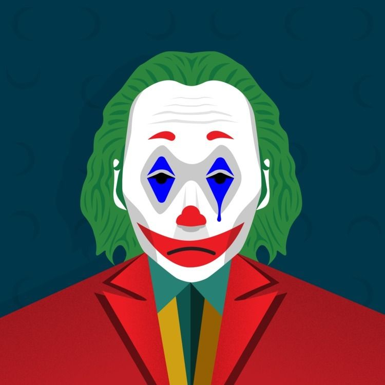 Joker 2019 life comedy Scroll c - kevinlawrie | ello