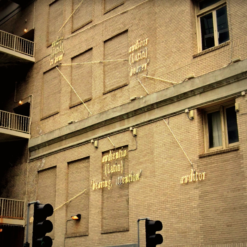 Bill Graham Civic Auditorium /  - dispel   ello