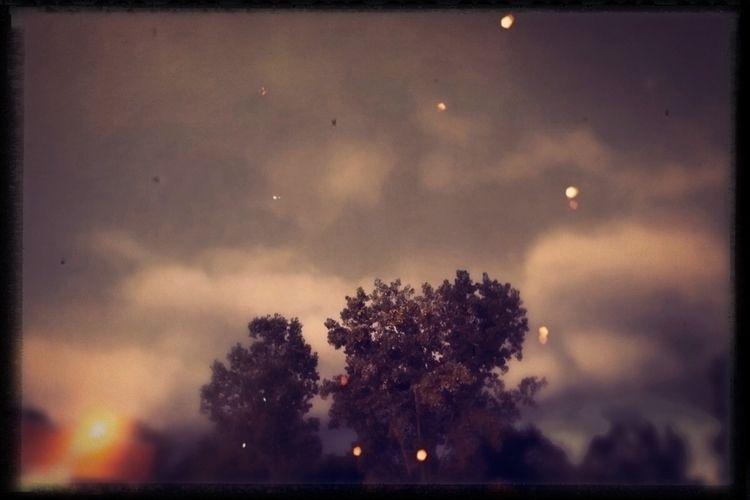 Strange light. fire - photography - simpleboxconstruction | ello