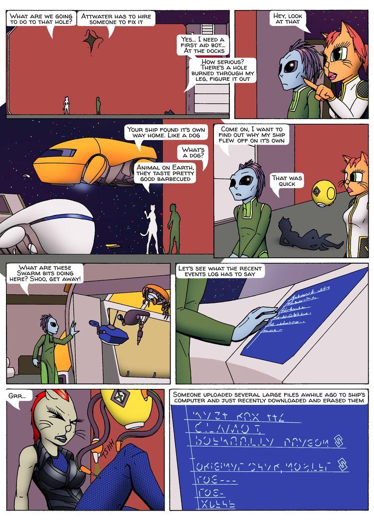 Escape Velocity page 198 tentac - thejolle | ello