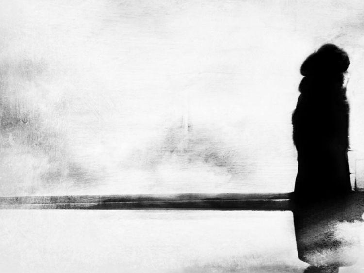 stain horizon, vanishing slowly - roddiemac | ello