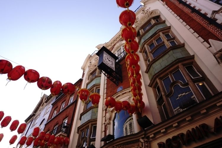 Chinatown London - leabarro   ello