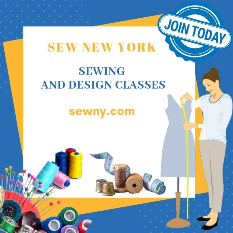 learn sewing design? expert ins - sewnewyorkus   ello