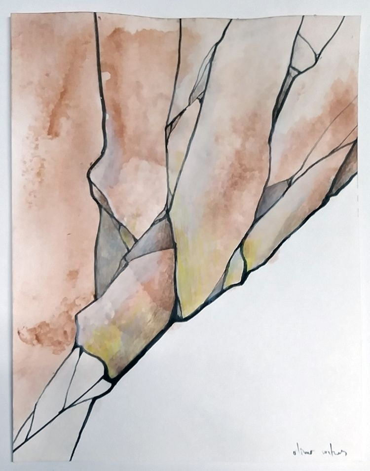 art, ink, paper, Baltimore - oliver-witness | ello