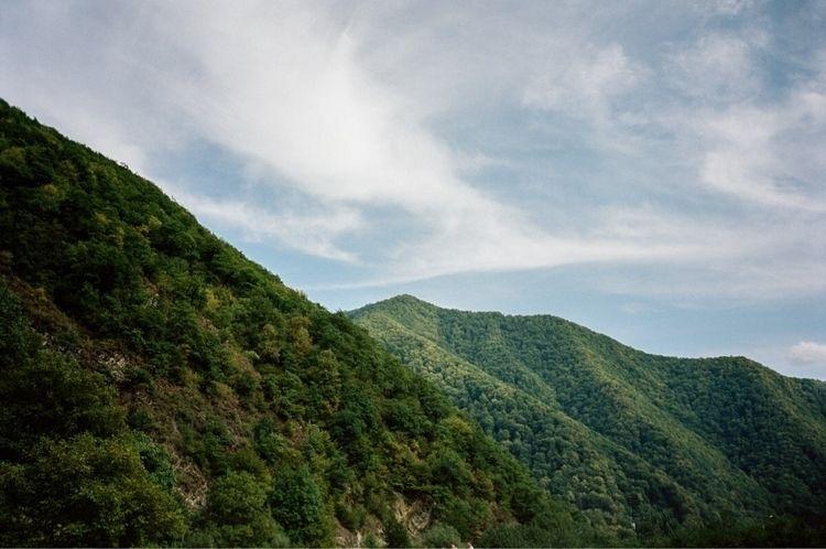 Pasanauri, Georgia 2019 - analog - tatao | ello