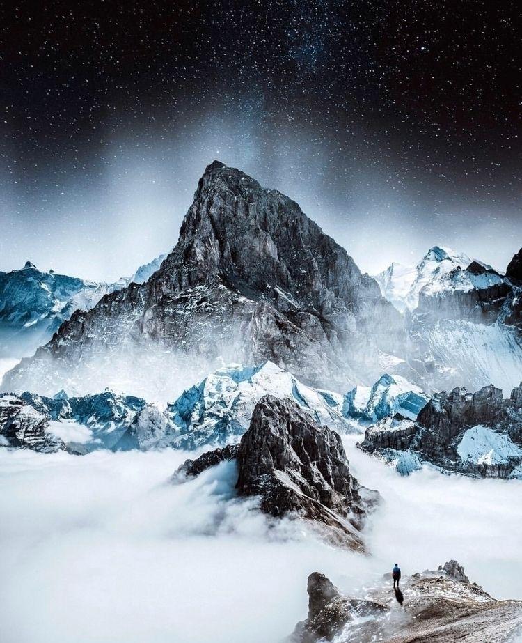 peace stand firm Rocky Mountain - nick_asphodel | ello