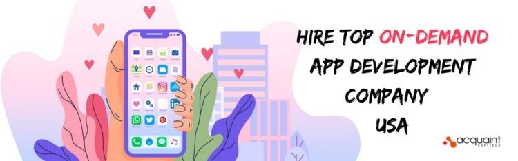 Hire Top App Development Compan - acquaintsoft | ello