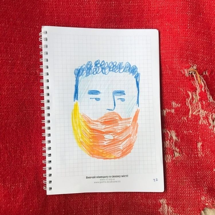 illustrations sketch - charivnick   ello