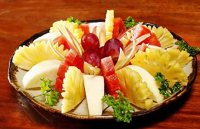 Những Món Ăn Trong Thực Đơn Tiệ - tranganpalace | ello