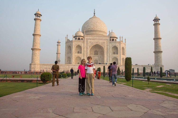 Enjoy famous travel places Indi - perfectagratours | ello