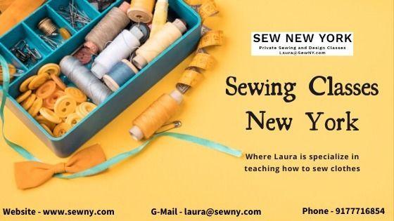 join sewing classes learn grow  - sewnewyorkus   ello