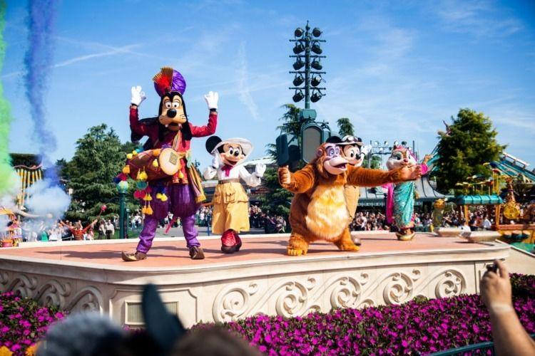 popularity Disneyland park noti - austincook922 | ello