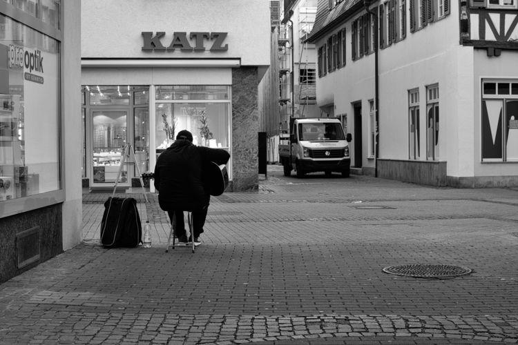 Katz und Maus - photography, monochrome - marcushammerschmitt | ello