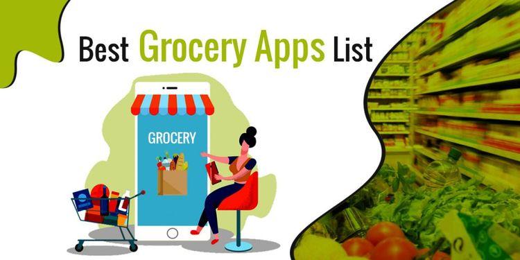 15 Grocery Apps List 2019–2020  - devc6380 | ello
