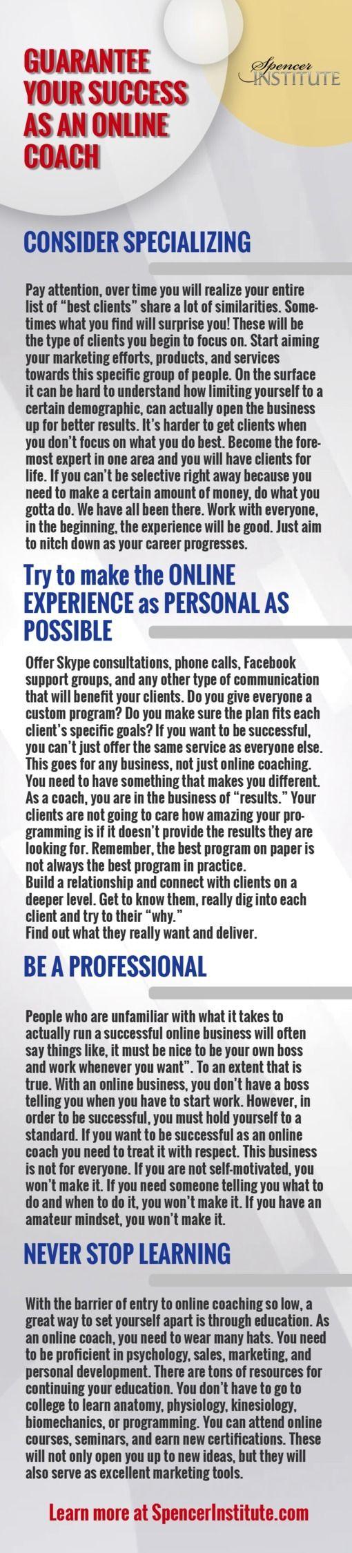Start Online Coaching Business  - rileyayres   ello