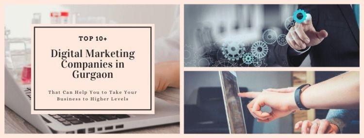 Top 10+ Digital Marketing Agenc - digitalcompanygurgaon | ello