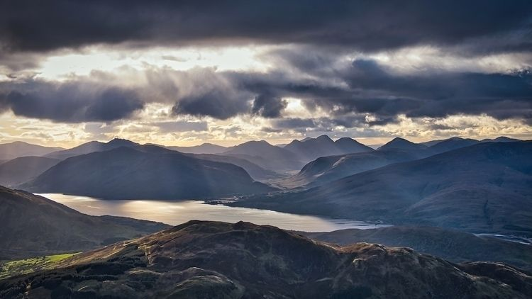 Tramping Scottish Highlands: Vi - newlightdreams | ello