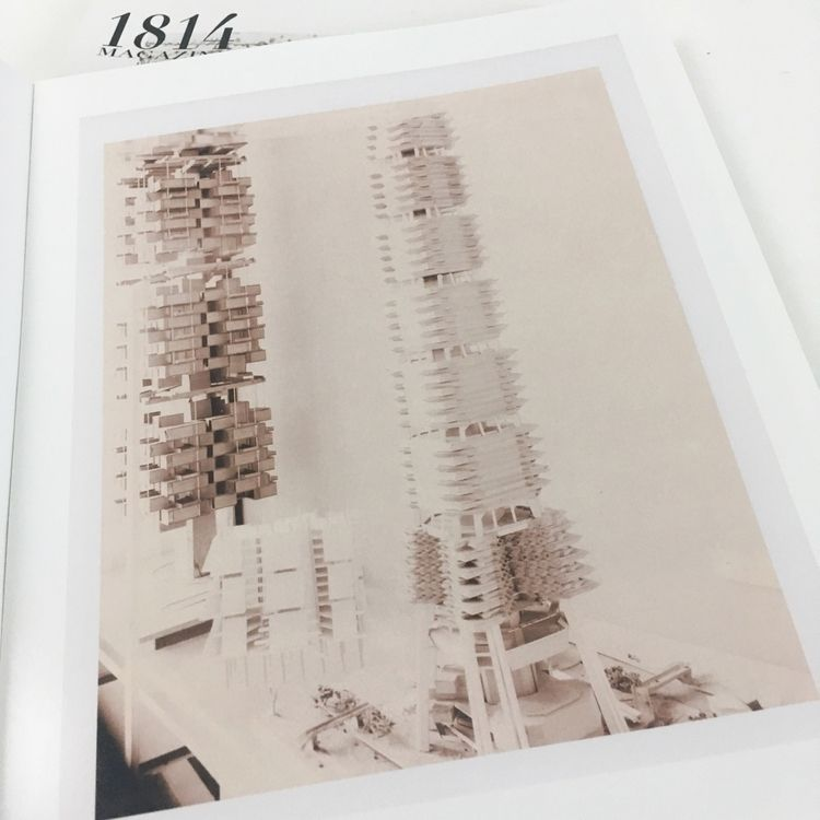 """Architectural Models, Paul Rud - 1814magazine 
