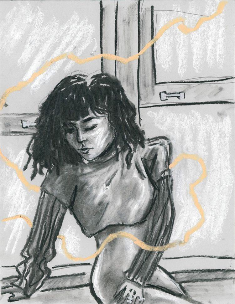 drawing, art, illustration, sketch - obichean   ello